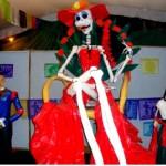 La Calavera Catrina, The Elegant Skull