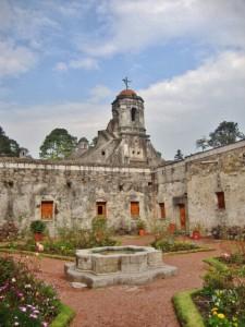 Mexico Monastary
