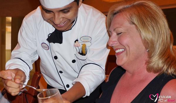 Chef Mario Hacienda Tres Rios
